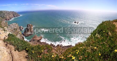 Nature: The most western point of Europe Cabo da Roca Portugal #05756