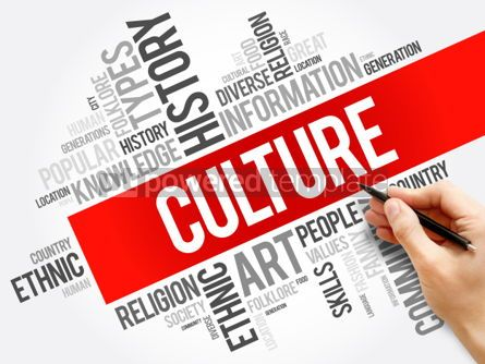 Business: Culture word cloud collage  social concept background #06009