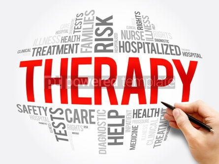 Business: Therapy word cloud collage #06060