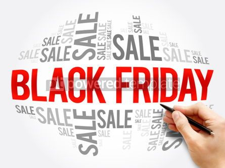 Business: Black Friday Sale words cloud #06123