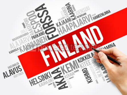 Business: List of cities and towns in Finland #06147