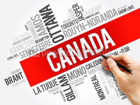 Business: List of cities and towns in Canada #06156