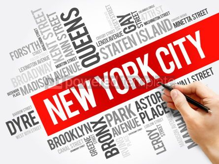 Business: List of streets in New York City #06160