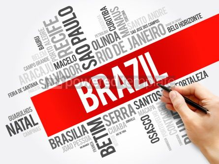 Business: List of cities and towns in Brazil #06164