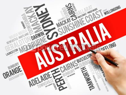 Business: List of cities and towns in Australia #06170