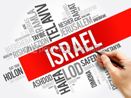 Business: List of cities and towns in Israel #06178