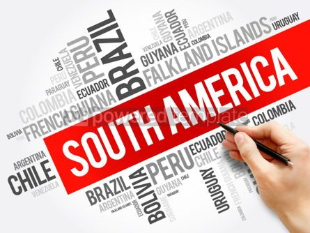 Business: List of South American countries #06185