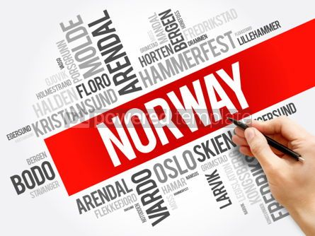 Business: List of cities and towns in Norway #06199