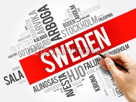 Business: List of cities and towns in Sweden #06204