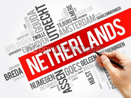 Business: List of cities and towns in Netherlands #06206