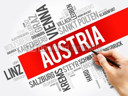 Business: List of cities and towns in AUSTRIA #06211