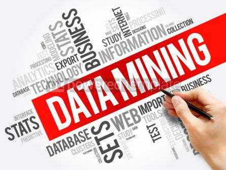 Business: Data Mining word cloud collage #06214