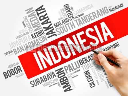 Business: List of cities and towns in Indonesia #06232