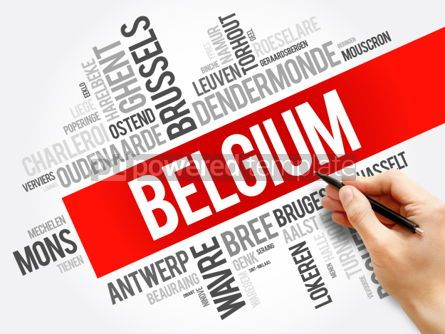 Business: List of cities and towns in Belgium #06234