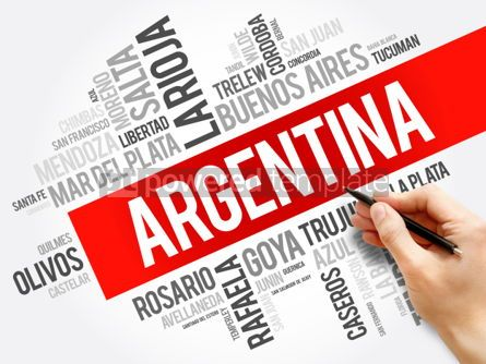 Business: List of cities and towns in Argentina #06236