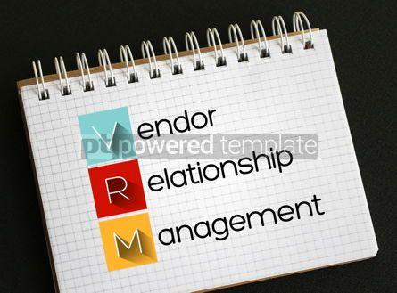 Business: VRM - Vendor Relationship Management acronym #06289