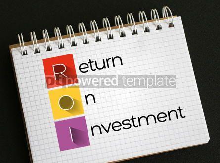 Business: ROI - Return On Investment acronym #06294