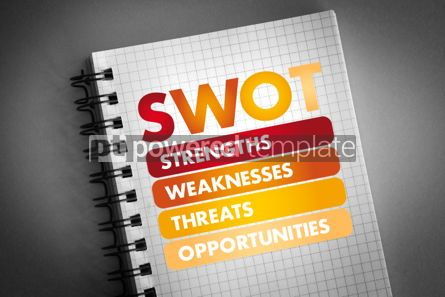 Business: SWOT Analysis business concept #06300