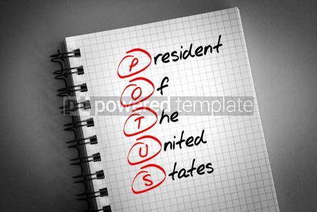 Business: POTUS - President of the United States acronym #06308