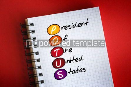 Business: POTUS - President of the United States acronym #06311