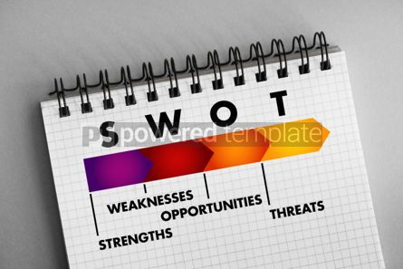 Business: SWOT Analysis business concept #06313