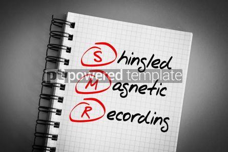 Technology: SMR - Shingled Magnetic Recording acronym #06366