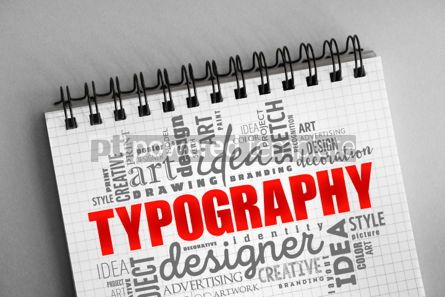 Business: TYPOGRAPHY word cloud collage #06369