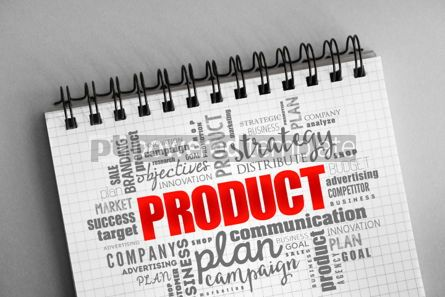 Business: PRODUCT word cloud collag #06374