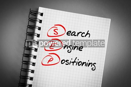 Business: SEP - Search Engine Positioning acronym #06385