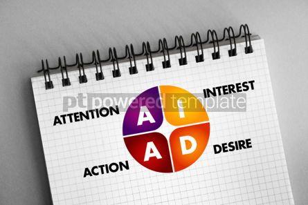 Business: AIDA (marketing)  acronym business concept #06387