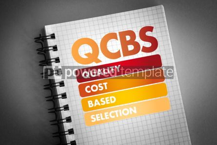 Business: QCBS - Quality and Cost Based Selection acronym #06398