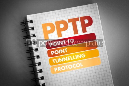 Business: PPTP - Point to Point Tunnelling Protocol acronym #06400