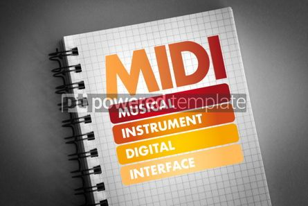 Business: MIDI - Musical Instrument Digital Interface #06402