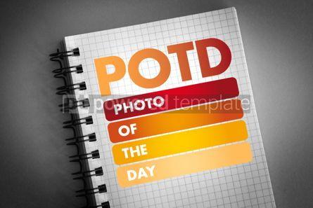 Business: POTD - Photo Of The Day acronym #06423