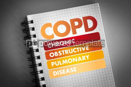 Business: COPD - Chronic Obstructive Pulmonary Disease #06429