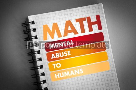 Business: MATH - Mental Abuse To Humans acronym #06432