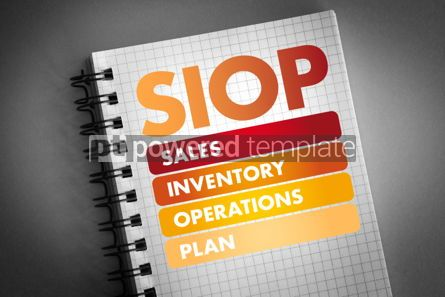 Business: SIOP - Sales Inventory Operations Plan acronym #06436