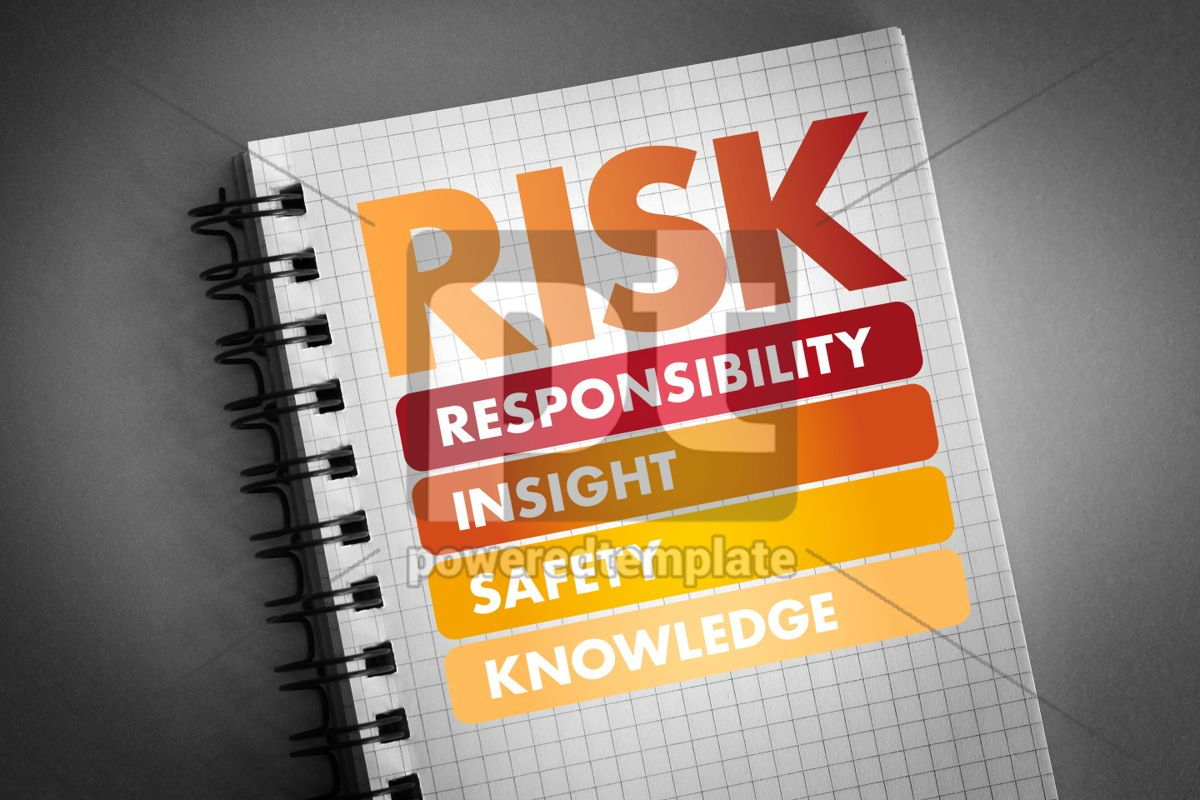 RISK - Responsibility Insight Safety Knowledge, 06437, Business — PoweredTemplate.com