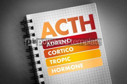 Health: ACTH - Adrenocorticotropic hormone acronym #06441