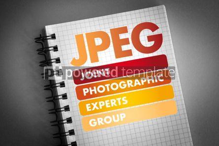 Business: JPEG - Joint Photographic Experts Group acronym #06442
