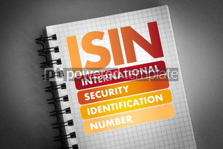 Business: ISIN - International Security Identification Number #06444