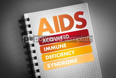 Health: AIDS - Acquired Immune Deficiency Syndrome #06447