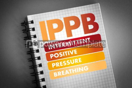 Business: IPPB - Intermittent Positive Pressure breathing #06449