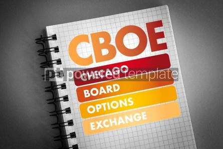 Business: CBOE - Chicago Board Options Exchange acronym #06453