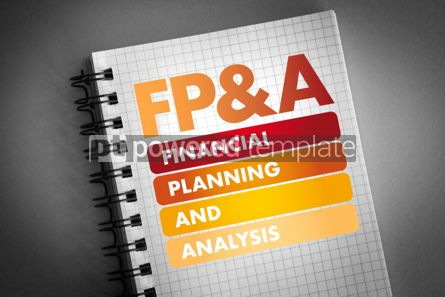 Business: FP&A - Financial Planning & Analysis acronym #06465