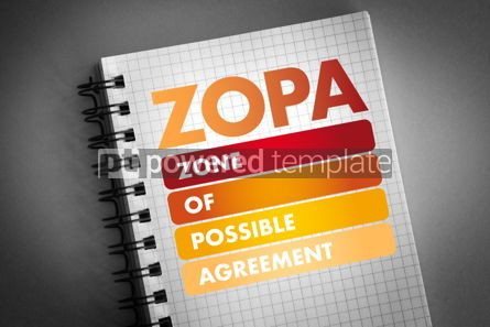 Business: ZOPA - Zone Of Possible Agreement acronym #06471