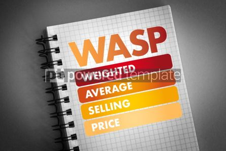 Business: WASP - Weighted Average Selling Price acronym #06472