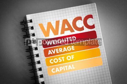 Business: WACC - Weighted Average Cost of Capital acronym #06473