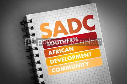 Business: SADC - Southern African Development Community #06483
