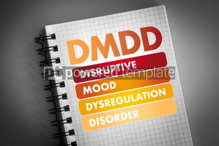 Business: DMDD - Disruptive Mood Dysregulation Disorder #06487